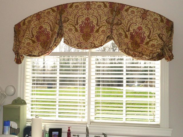 Cave Creek custom valances
