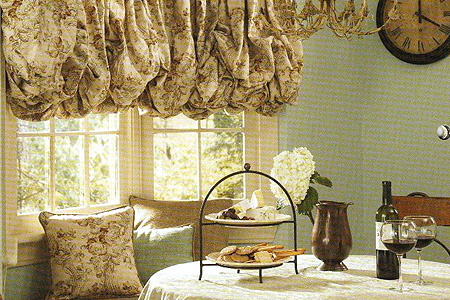 Cave Creek Custom Fabric Shades
